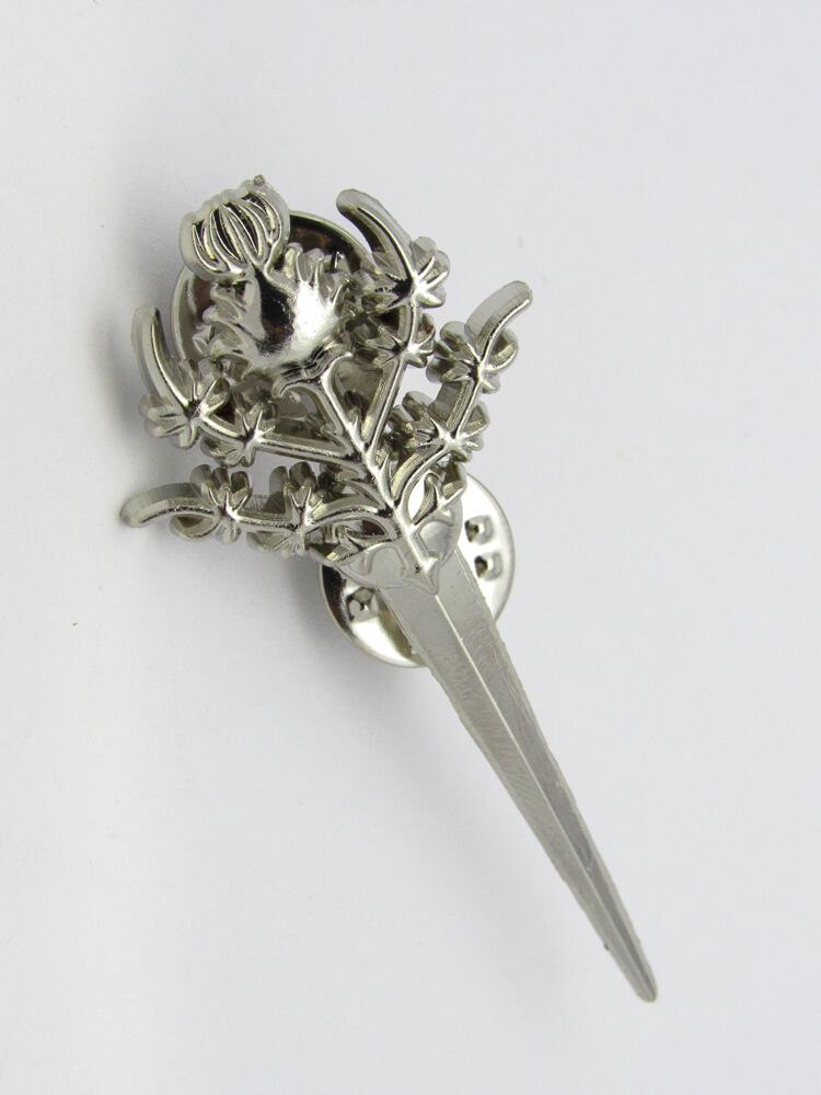 Silver Brooch