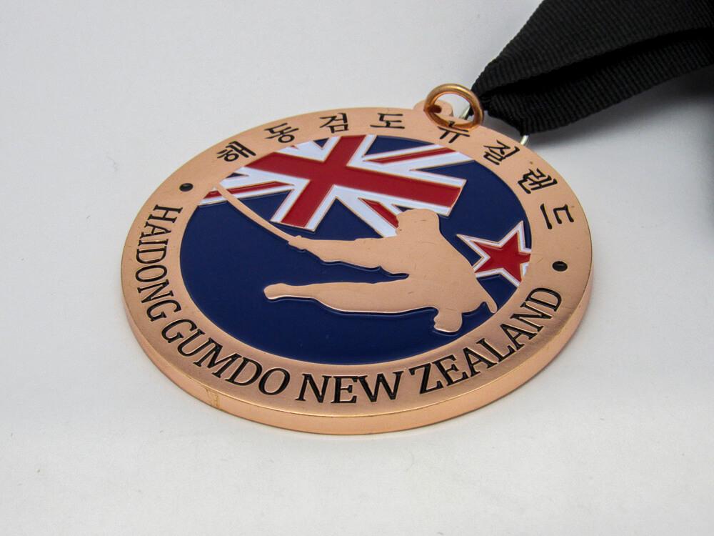 Haidong Gumbo Medal