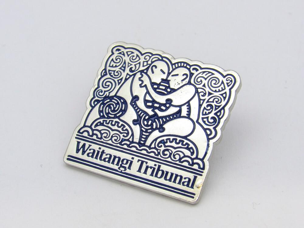 Waitangi Tribunal Pin