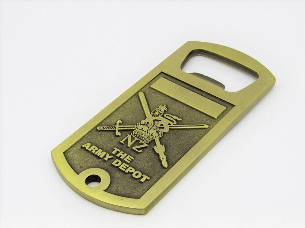 Army Depot Bottle Opener