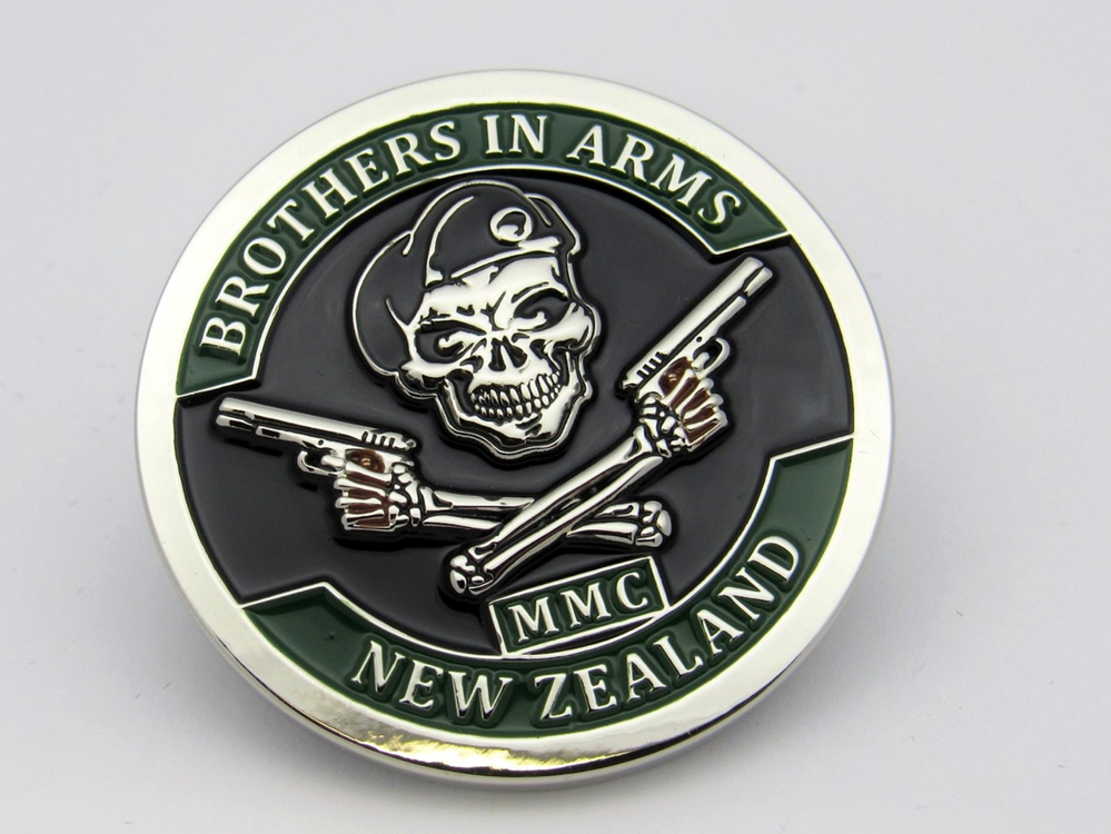 Brothers in Arms Coin
