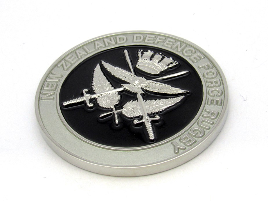 Defence Force Rugby Coin