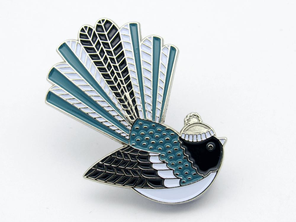 Fantail Pin
