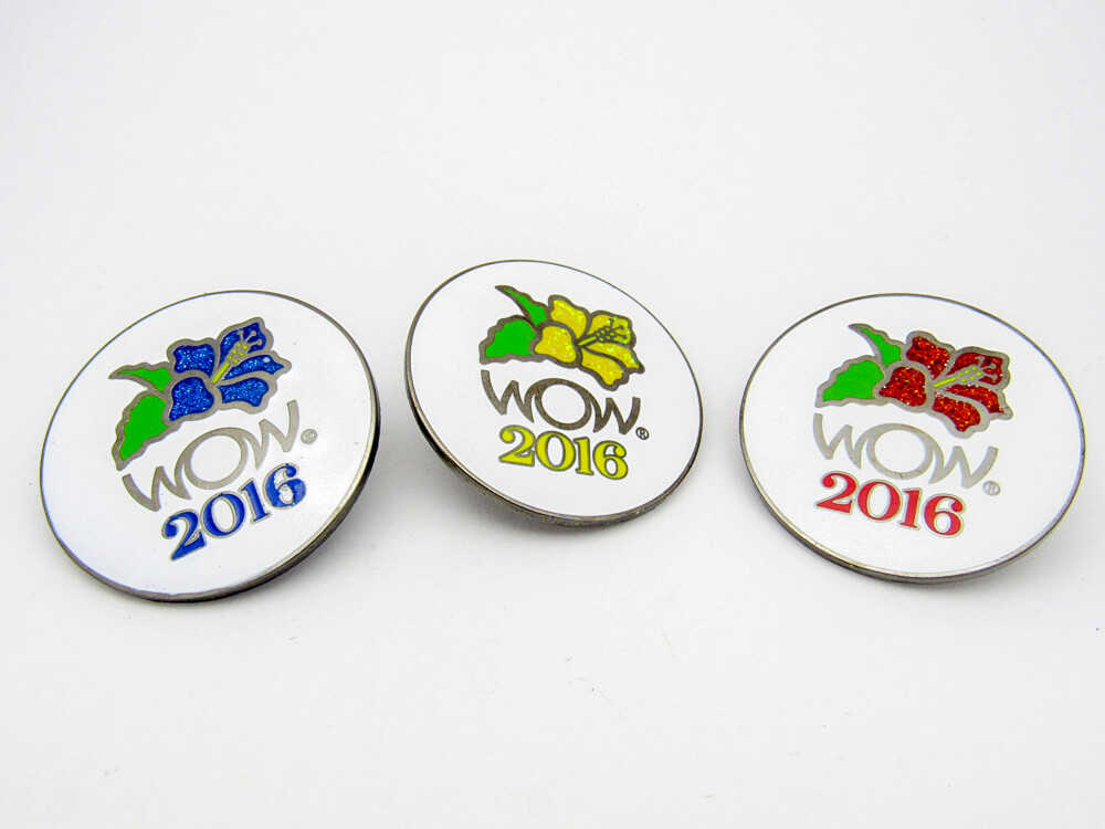 Wow 2016 Pins