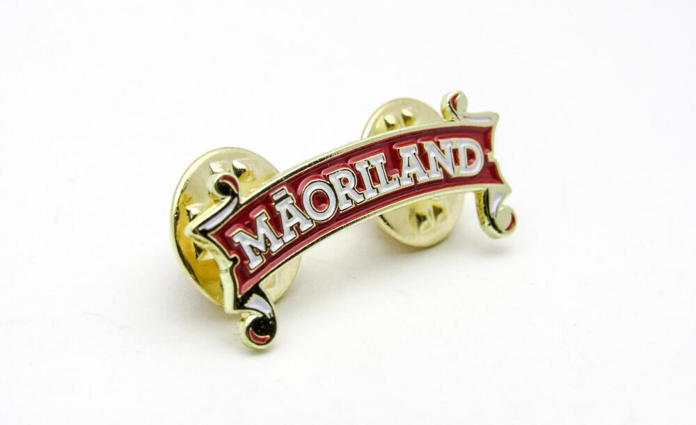 Maoriland Pin