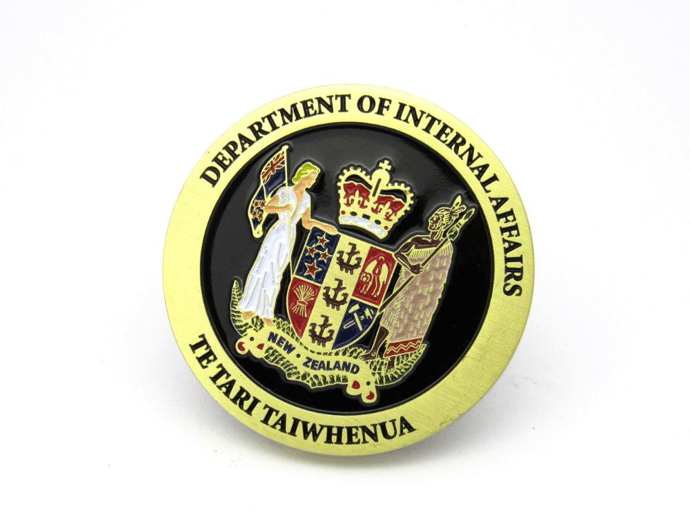Internal Affairs Coin