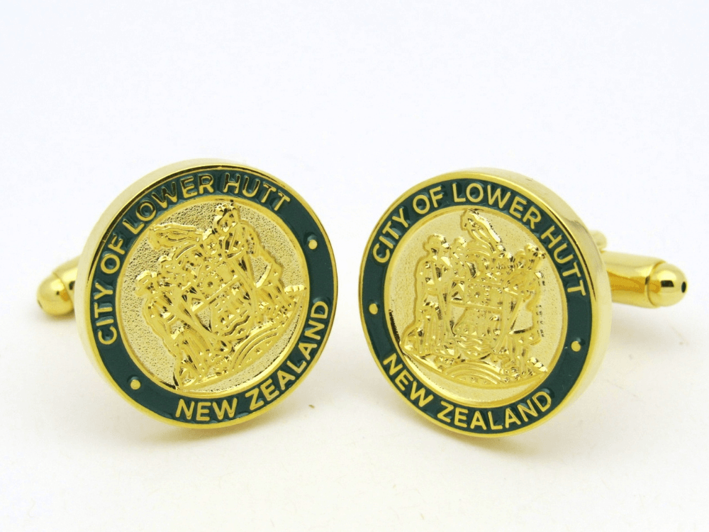 Lower Hutt Cufflinks
