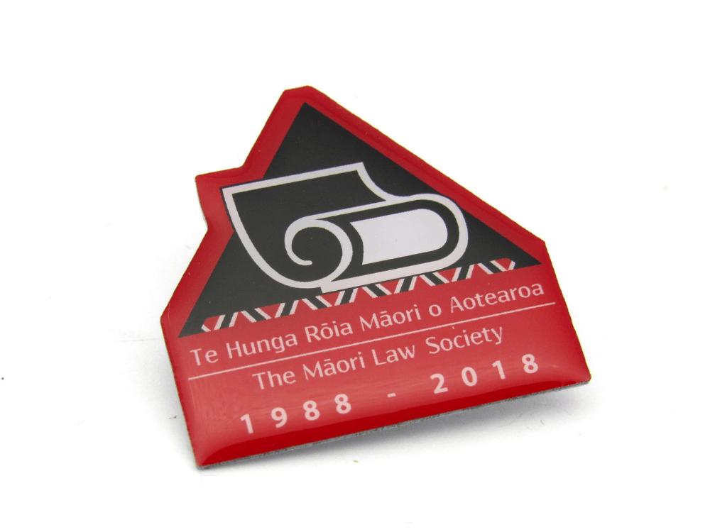 Māori Law Society Pin