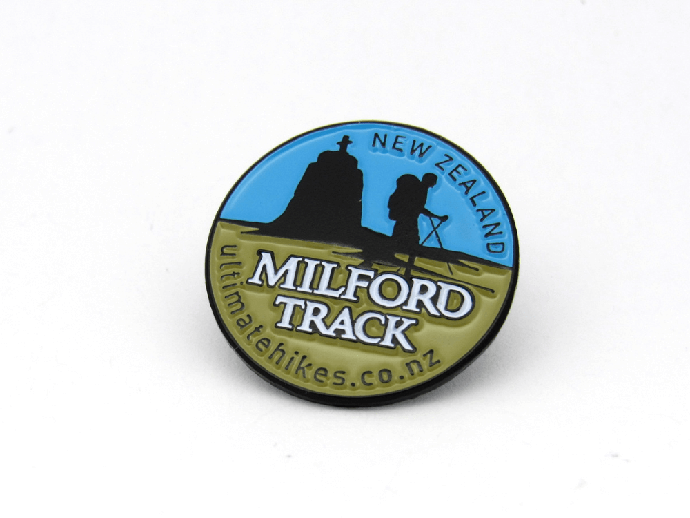 Milford Track Pin