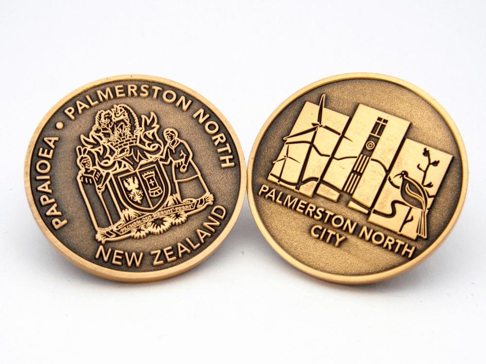 Palmerston North Coin