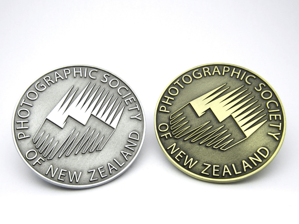Photographic Society Coin