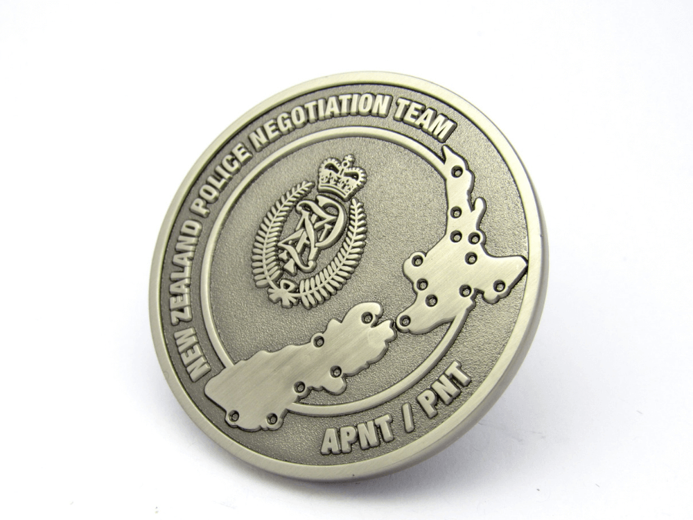 Police Negotiation Team Coin