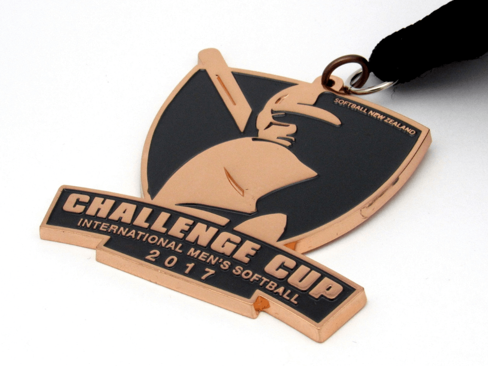 Softball 2017 Medal