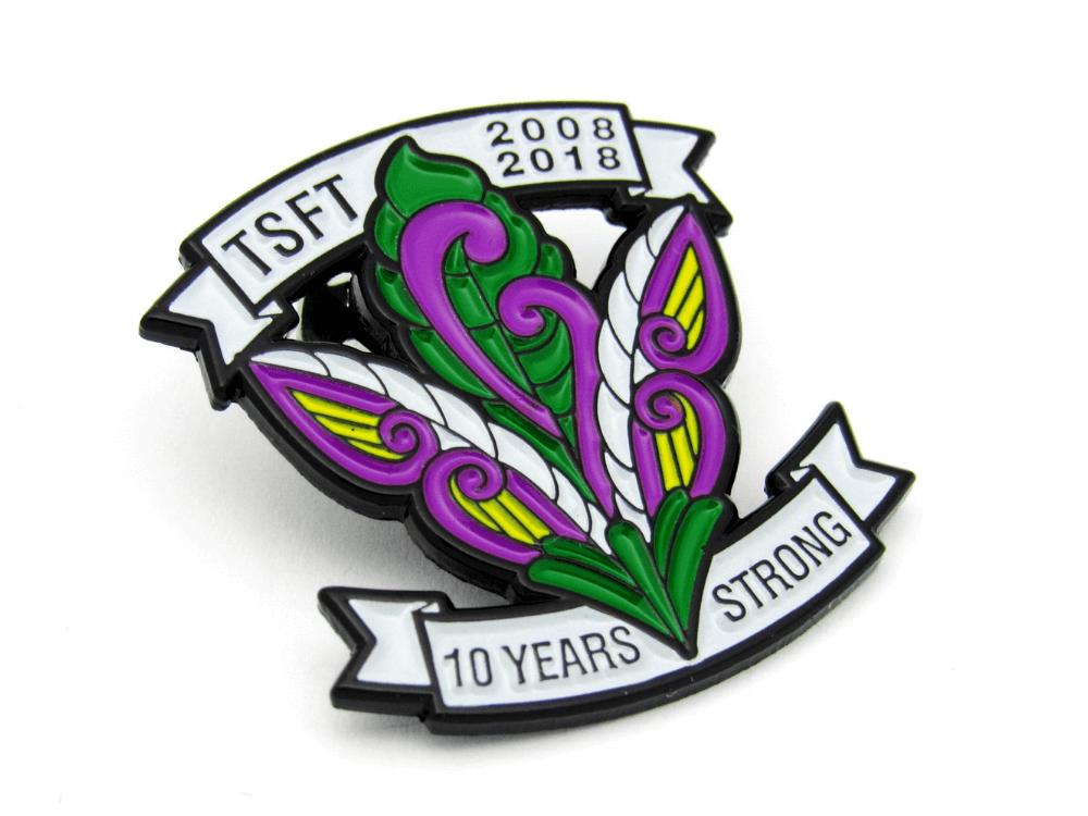 TSFT Pin
