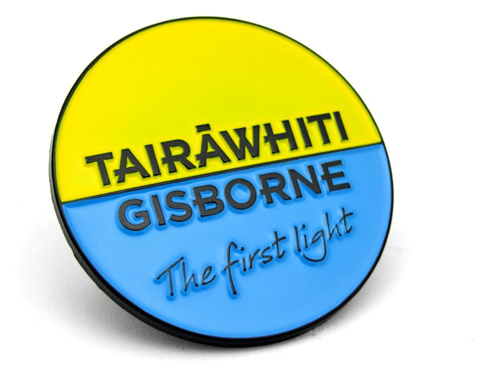 Tairawhiti Gisborne Pin