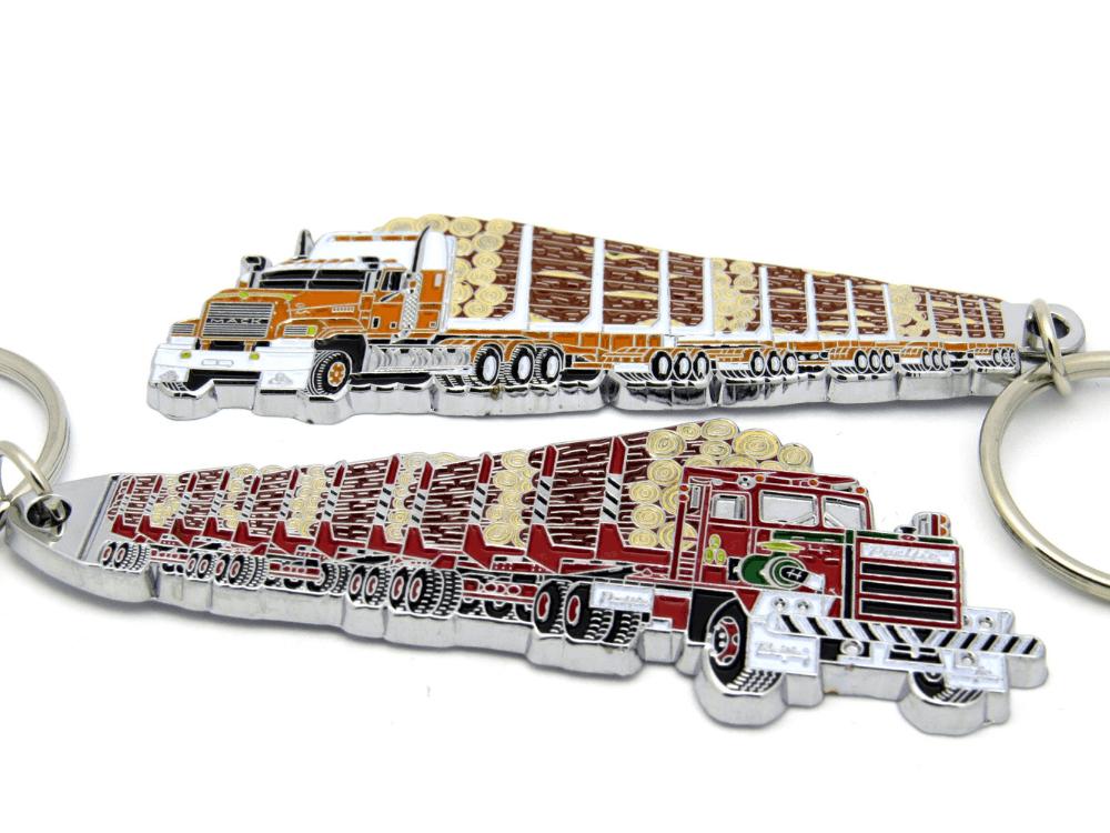 Truck Keyrings