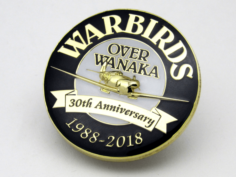 Warbirds Coin
