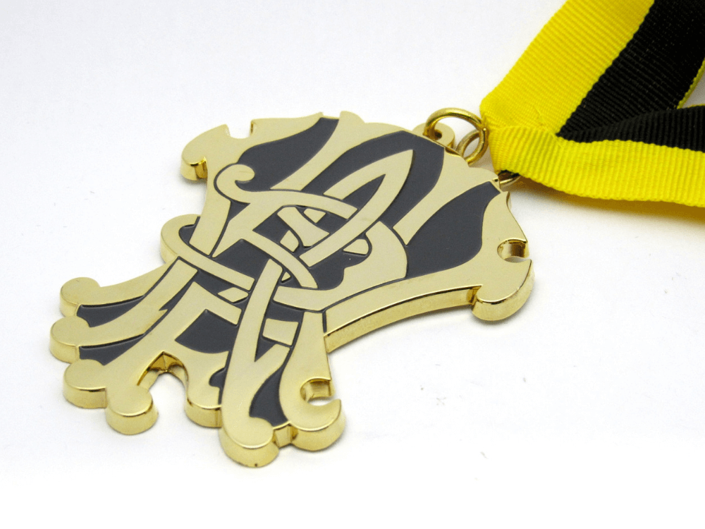 Wellington Rugby Medal