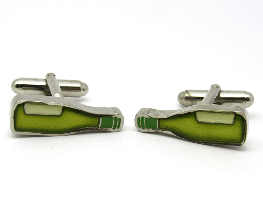 White Wine Cufflinks