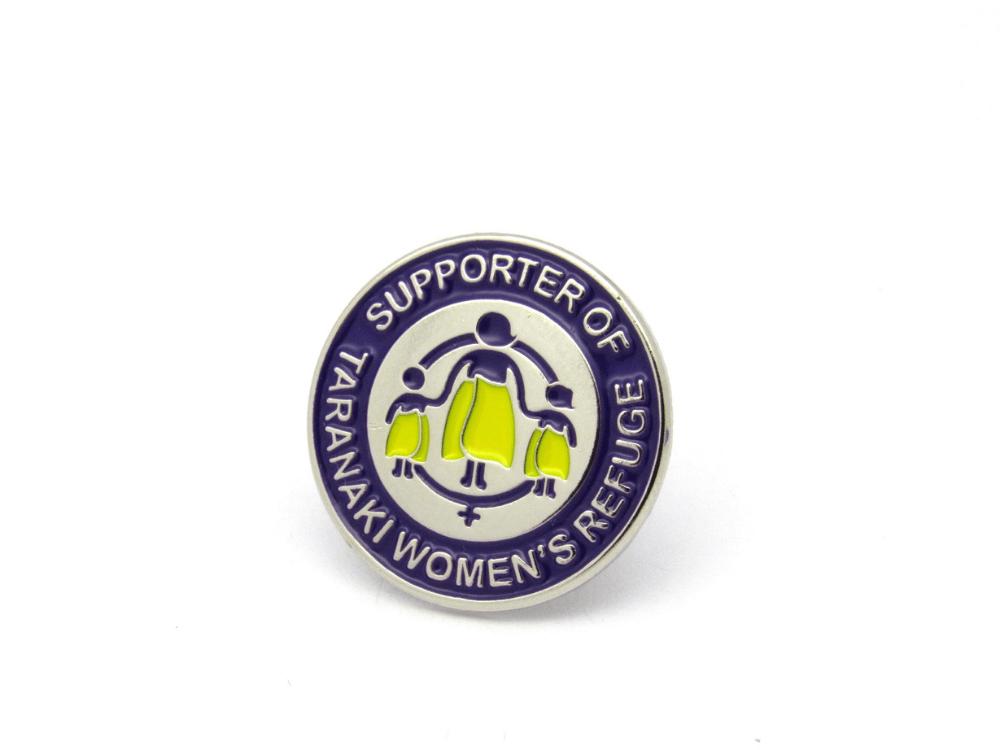 Women's Refuge Pin