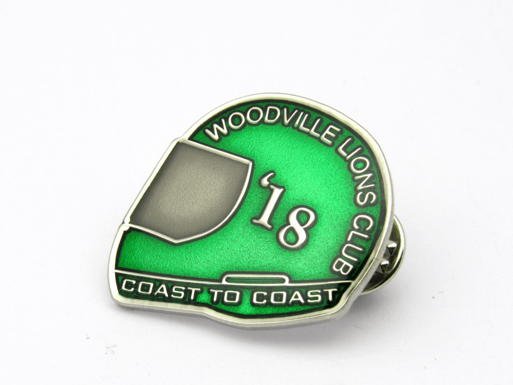 Woodville Lions Club '18 Pin