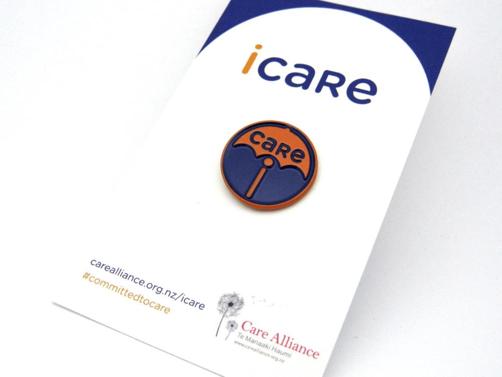 iCare Pin